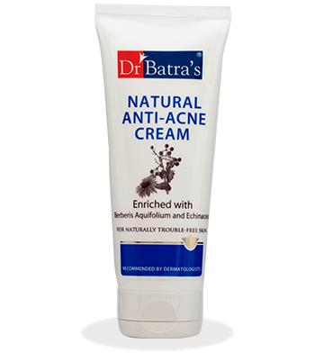 Dr Batra's™ Natural Anti-Acne Cream