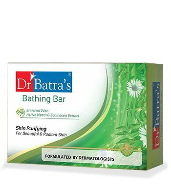Dr Batra's™ Bathing Bar Skin Purifying
