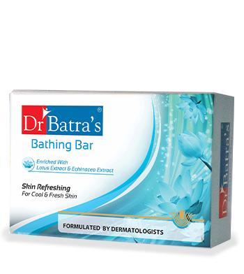 Dr Batra's™ Bathing Bar – Skin Refreshing