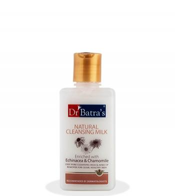 Dr Batra's™ Natural Cleansing Milk