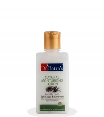 Dr Batra's™ Natural Moisturising Lotion